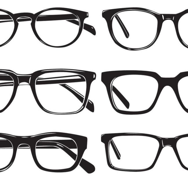 Geek/Nerd-Brillen …