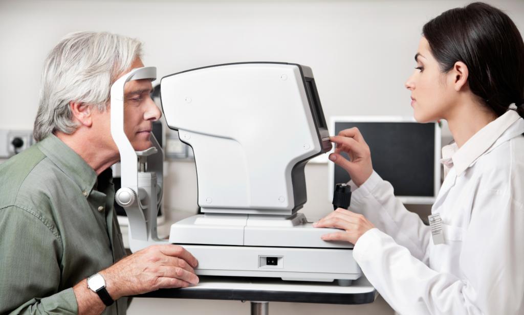 Optiker Krauss Augenprüfung Augensehtest Schielen Grauer Star, Prismenbrille Gleistsichtbrille