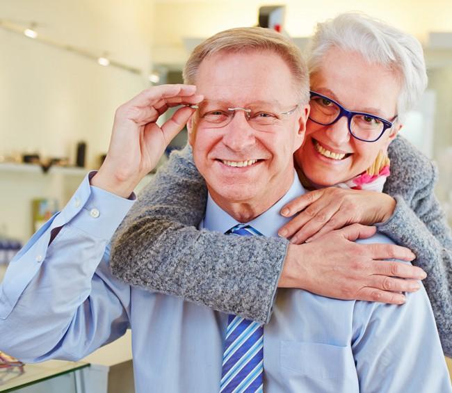 Prismenbrillen – für Gross und Klein.