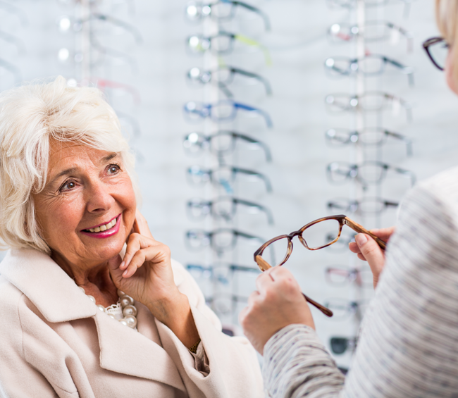 Vision Care since 1907 …