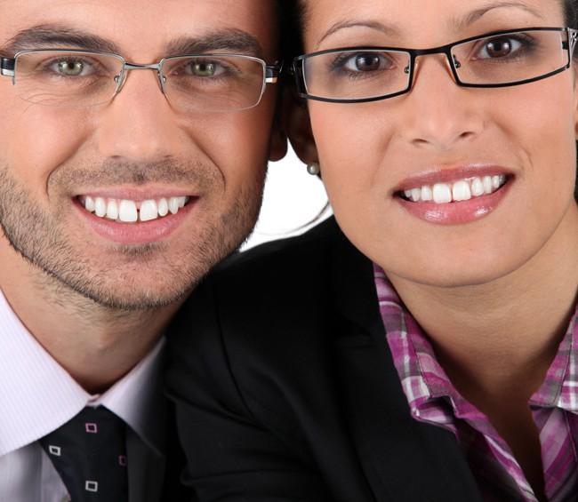 Prismenbrille und Heterophobie.